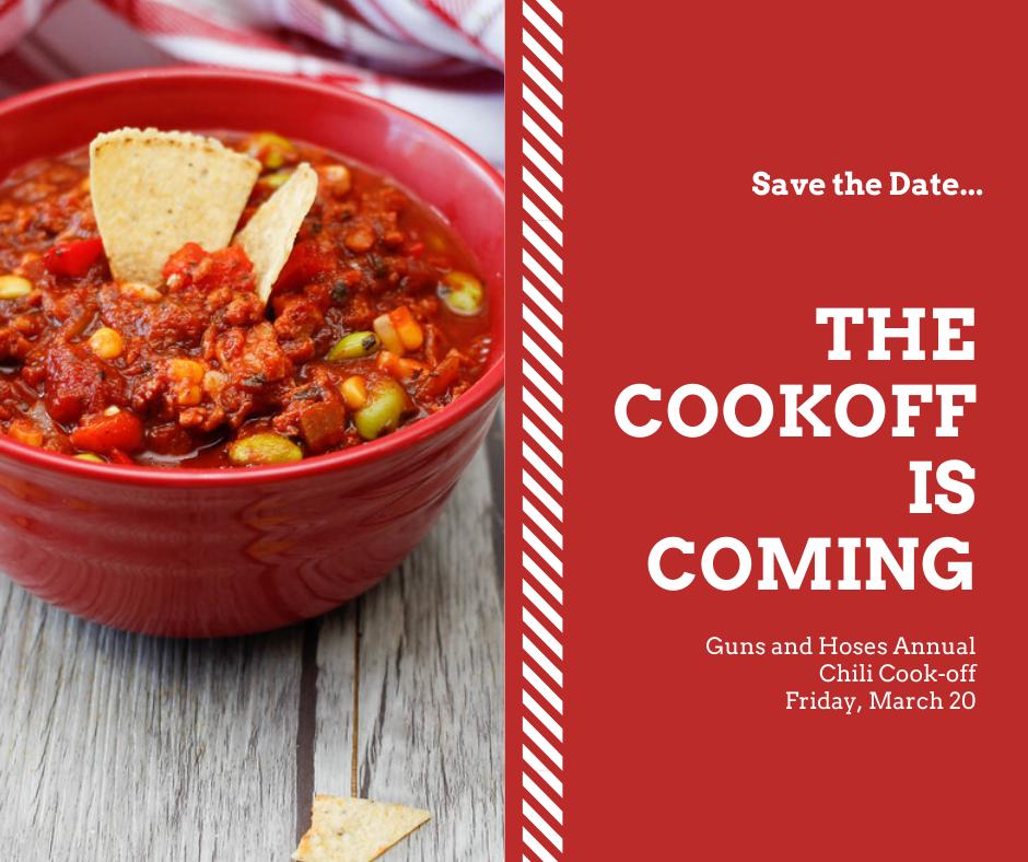 CASA Annual Chili Cook Off