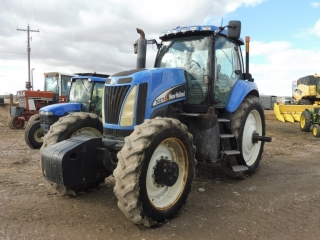 2006 New Holland TG275 Tractor