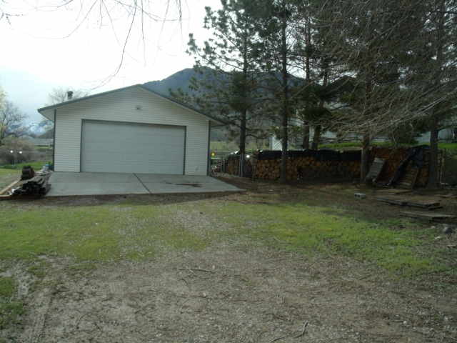 SOLD! Home & Shop on 1+ Acre of Land
